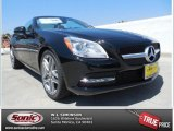 2014 Black Mercedes-Benz SLK 250 Roadster #84312401