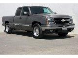2006 Graystone Metallic Chevrolet Silverado 1500 LS Extended Cab #84312467