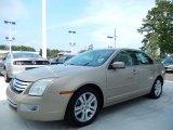2008 Dune Pearl Metallic Ford Fusion SEL V6 #84312356