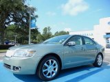 2008 Moss Green Metallic Lincoln MKZ Sedan #84312354