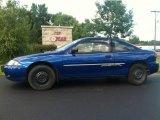2003 Arrival Blue Metallic Chevrolet Cavalier LS Coupe #84312548