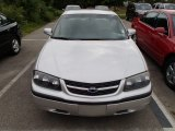 2001 Chevrolet Impala Galaxy Silver Metallic