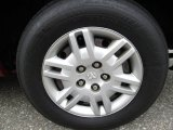 Dodge Grand Caravan 2006 Wheels and Tires