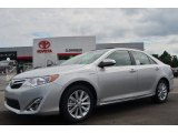 2013 Classic Silver Metallic Toyota Camry Hybrid XLE #84312443