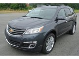 2014 Chevrolet Traverse LT Data, Info and Specs