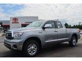 2013 Silver Sky Metallic Toyota Tundra Double Cab 4x4 #84312441