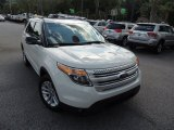 2011 White Suede Ford Explorer XLT #84312534