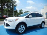2014 White Platinum Ford Escape SE 1.6L EcoBoost #84312339