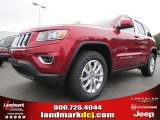 2014 Deep Cherry Red Crystal Pearl Jeep Grand Cherokee Laredo #84312431