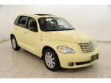 2007 Pastel Yellow Chrysler PT Cruiser Limited #84312626