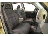 2007 Chrysler PT Cruiser Limited Front Seat