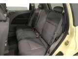 2007 Chrysler PT Cruiser Limited Rear Seat