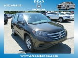 2013 Kona Coffee Metallic Honda CR-V LX AWD #84312694