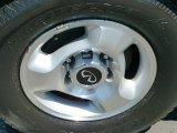 Infiniti QX4 Wheels and Tires