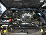 Infiniti QX4 Engines
