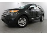 2011 Tuxedo Black Metallic Ford Explorer XLT #84312130