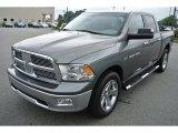 2011 Mineral Gray Metallic Dodge Ram 1500 SLT Crew Cab 4x4 #84312682
