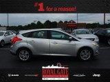 2012 Ingot Silver Metallic Ford Focus SEL 5-Door #84312247