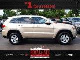 2014 Cashmere Pearl Jeep Grand Cherokee Laredo 4x4 #84312238
