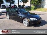 2011 Black Sapphire Metallic BMW 3 Series 328i Coupe #84312498