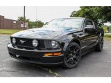2005 Black Ford Mustang GT Premium Coupe #84312588