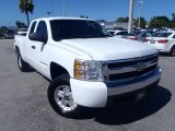 2007 Chevrolet Silverado 1500 Summit White