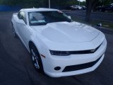 2014 Summit White Chevrolet Camaro LT/RS Coupe #84358296