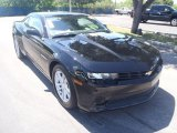 2014 Black Chevrolet Camaro LS Coupe #84358295
