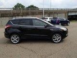 2014 Tuxedo Black Ford Escape Titanium 1.6L EcoBoost 4WD #84357779