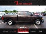 2011 Rugged Brown Pearl Dodge Ram 1500 ST Quad Cab #84357693