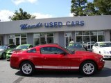 2011 Red Candy Metallic Ford Mustang V6 Coupe #84358013