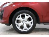 Mazda CX-7 2010 Wheels and Tires