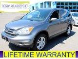 2010 Polished Metal Metallic Honda CR-V EX-L AWD #84357760