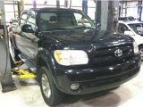 2005 Black Toyota Tundra Limited Double Cab 4x4 #84358107