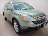 2008 Green Tea Metallic Honda CR-V EX-L 4WD #84357671