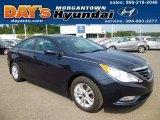 2013 Pacific Blue Pearl Hyundai Sonata GLS #84358179