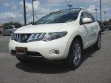 2010 Glacier White Pearl Nissan Murano LE AWD #84357820