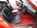 Triumph TR7 Interiors