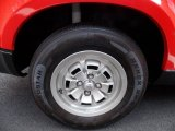 Triumph TR7 Wheels and Tires