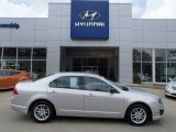 2011 Ingot Silver Metallic Ford Fusion S #84357917