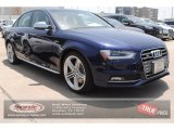 2014 Estoril Blue Crystal Audi S4 Prestige 3.0 TFSI quattro #84357994
