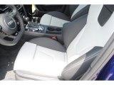 2014 Audi S4 Prestige 3.0 TFSI quattro Black/Lunar Silver Interior