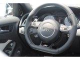 2014 Audi S4 Prestige 3.0 TFSI quattro Steering Wheel