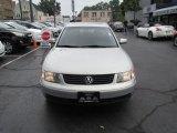 2000 Satin Silver Metallic Volkswagen Passat GLS 1.8T Sedan #84358167