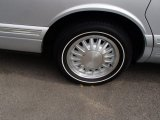 Lincoln Town Car 1996 Wheels and Tires