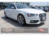 2014 Glacier White Metallic Audi S4 Premium plus 3.0 TFSI quattro #84357989