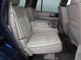 2007 Lincoln Navigator Ultimate 4x4 Rear Seat