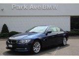 2013 Deep Sea Blue Metallic BMW 3 Series 328i Convertible #84357713