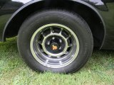 Buick Regal 1987 Wheels and Tires