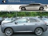 2013 Nebula Gray Pearl Lexus RX 450h AWD #84404087